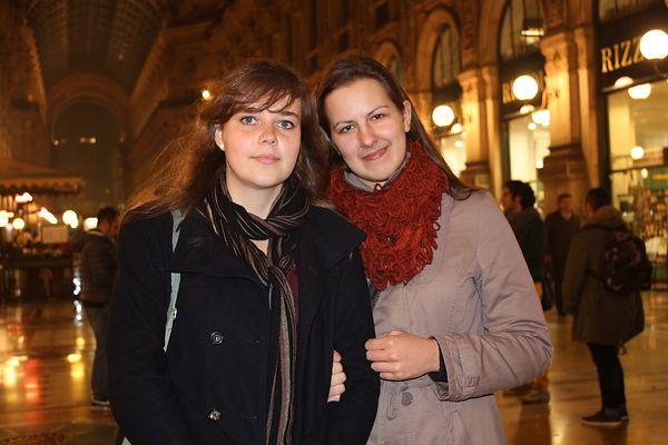 Nasza studentka w Mediolanie